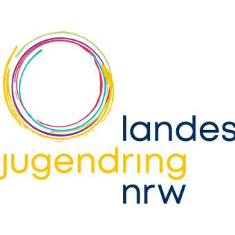 Logo Landesjugendring NRW
