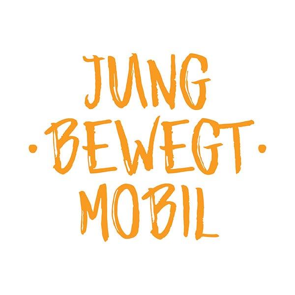 Jugend bewegt mobil Logo