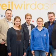 VV 2019 - Neuer Vorstand